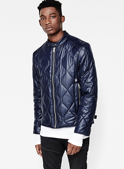 G-Star Raw Mont | Attacc Quilted Mavi